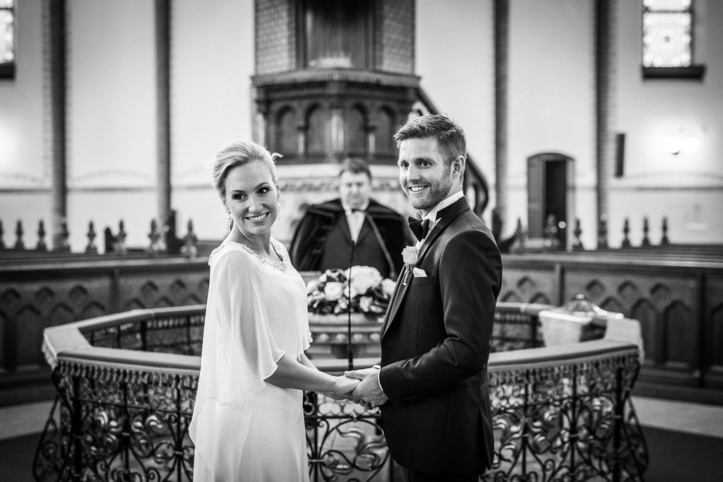 Norwegian wedding in Budapest, in Hungary